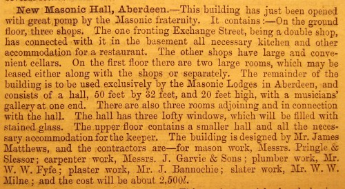 © All rights reserved. Architect v 6, 7 Octtober 1871, p183